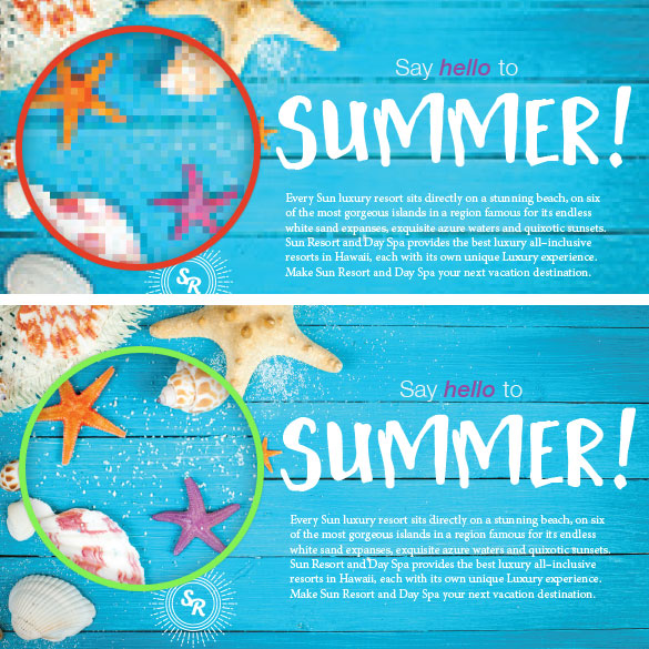 Double summer graphic showing missing graphic
